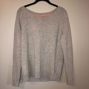 Cashmere Pull-Over Sweater
